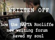 rocliffe writing a book